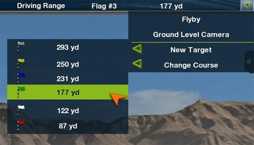 Change targets